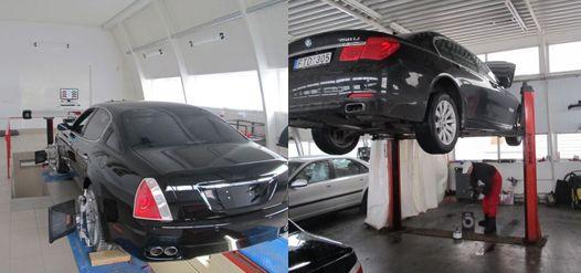 Automobilių techninė priežiūra ir remontas